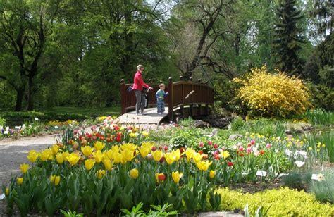 Garden Zagreb Botanical Garden In Zagreb Founded In 1889 Through The