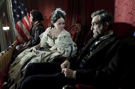 When Did Lincoln Take Office by Lincoln Daniel Day Lewis Sally Field David