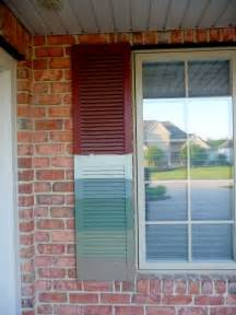 shutter colors shutter colors for brick house