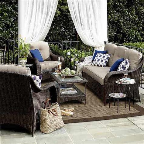 grand resort patio furniture set