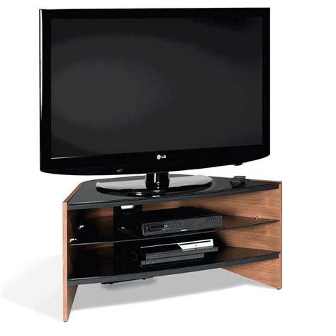 corner tv stands for flat screens techlink riva corner flat panel tv stand for screens up to