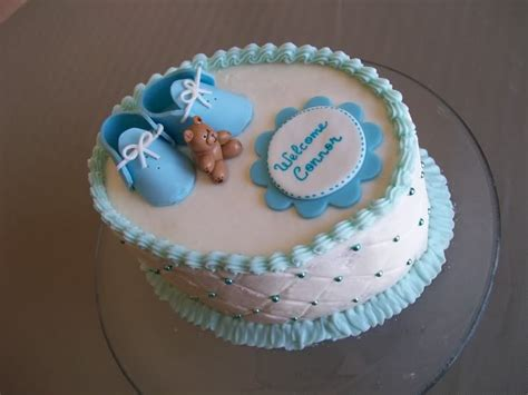 Baby Shower Cakes With Frosting by Amazing Buttercream Frosting Baby Shower Cakes Golden
