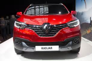 When Did Renault Buy Nissan Renault Unveils Compact Suv Kadjar To Beat Nissan S