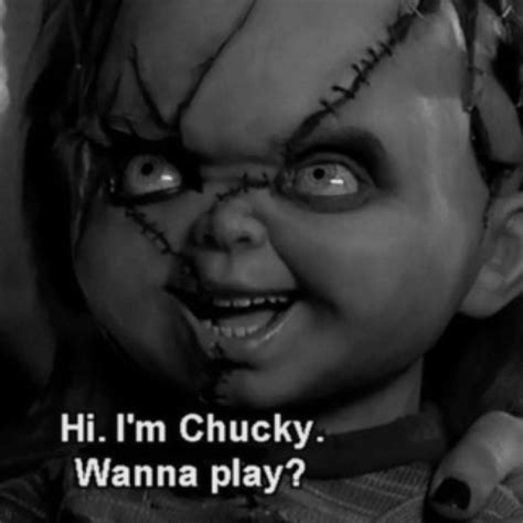 chucky movie quotes 19 best chucky images on pinterest horror films horror