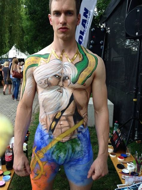 12 Best Images About World Bodypainting Festival Austria