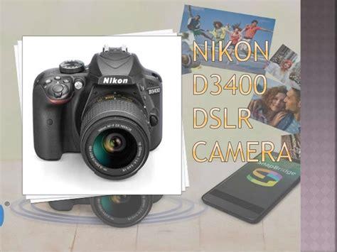 nikon low light camera nikon d3400 dslr camera