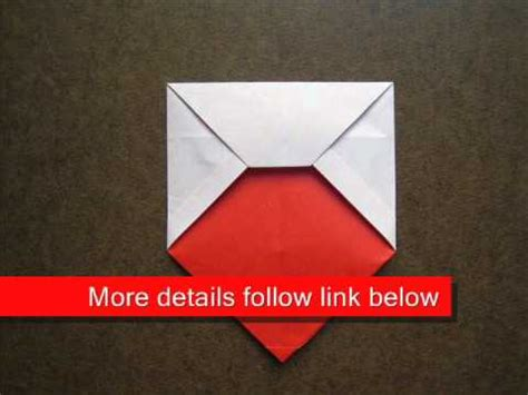 How Do You Make An Origami Envelope - how to fold origami envelope with