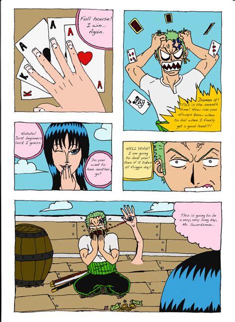 Meme And Nico Sex Tape - nico robin vs roronoa zoro by kpo1354 on deviantart