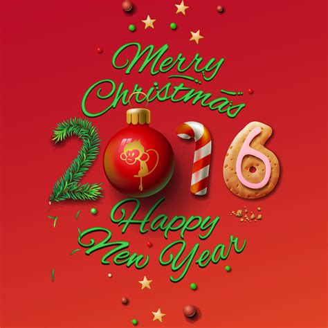 happy new year 2016 and merry christmas images merry christmas happy new year