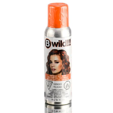 temporary hair color spray jerome russel bwild temporary hair color spray tiger
