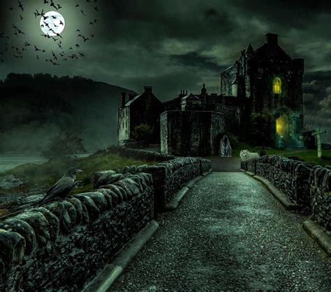 design a haunted house photoshop submission for haunted houses 3 contest design 8814286