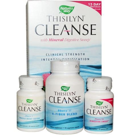 Mineral Detox by Nature S Way Thisilyn Cleanse With Mineral Digestive