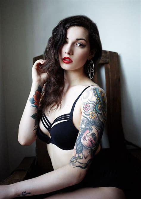 imagenes garotas hermosas 58 fotos de lindas garotas tatuadas para o seu deleite