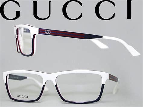 woodnet rakuten global market glasses gucci white x