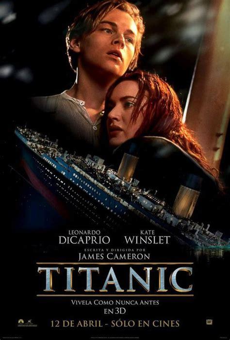 titanic  pelicula ecartelera