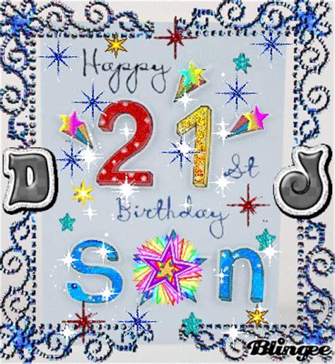 Happy 21st Birthday DJ Picture #119126379   Blingee.com