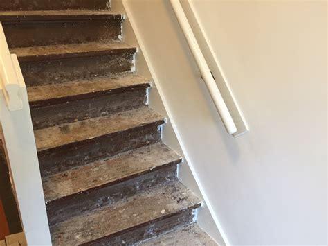 tapijt verwijderen trap tapijt trap verwijderen vloerbedekking trap verwijderen