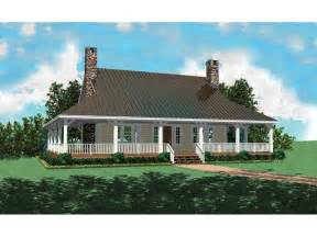 country style home plans with wrap around porches chambersburg mill acadian home plan 087d 0389 house