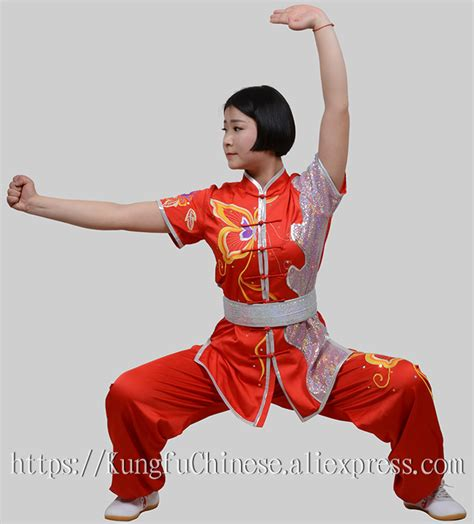 chinese women martial dress arts chinese wushu uniform martial arts tournament clothes