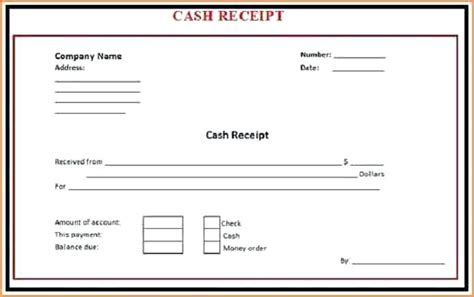 Mail Order Receipt Template by Money Order Receipt Number Mindofamillennial Me