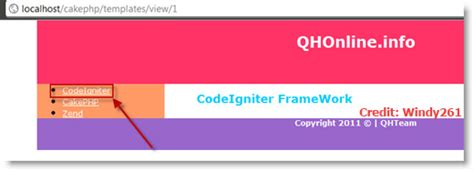 free layout templates cakephp cakephp framework kỹ thuật sử dụng layout cakephp