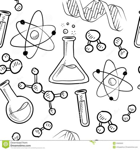 doodle homework science science coloring pages profile cover timeline pictures