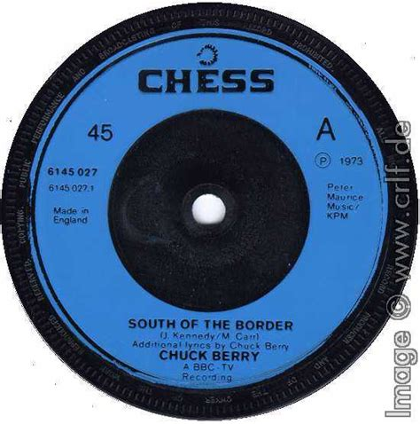Chuck Berry Criminal Record Chess Records Albums