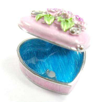 Box Kemasan Souvenir Motif Bunga Flowers Box Packaging Box Hpk018 jewelry box jewelry display ring gift boxes
