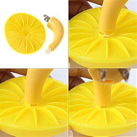 Lu Tidur Jamur Sensor Cahaya lu tidur sensor cahaya model jamur yellow