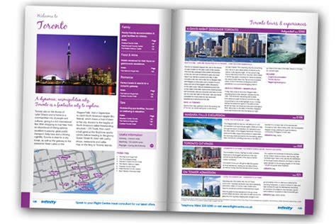 brochure content layout design 148 page holiday brochure design bex white design