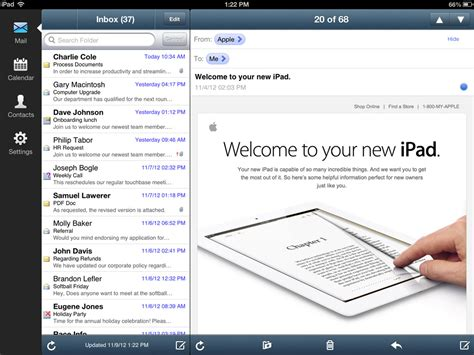 yahoo email on ipad ikonic apps mail