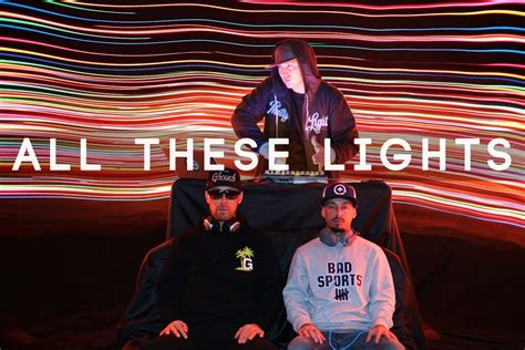 All These Lights by The Grouch Eligh All These Lights Prod Pretty Lights
