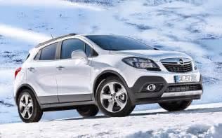 Opel Moca New Opel Mokka 2015 Carspoints