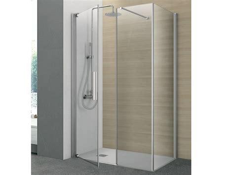 cabine doccia rettangolari pivot rectangular shower cabin by hafro