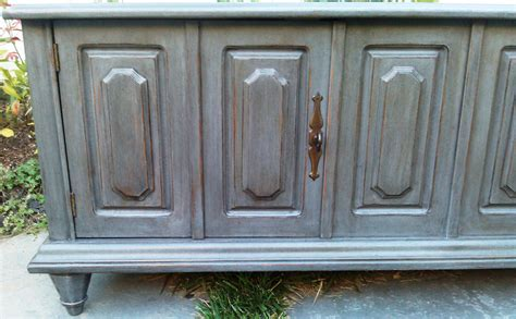 vintage distressed grey storage cabinet haute juice