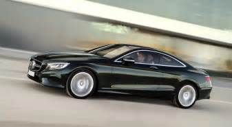 2015 mercedes s class coupe official photo revealed