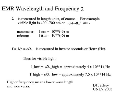 wavelength and frequency of light 004 wavelength png