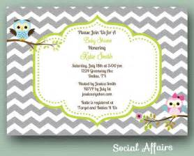free printable owl baby shower invitations theruntime