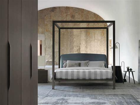headboard mario ari canopy bed by flou design mario dell orto emanuela