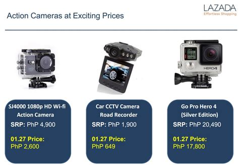 Gopro 4 Price get the sj4000 1080p hd w fi for php 2600 gopro 4 for php 17800 tech