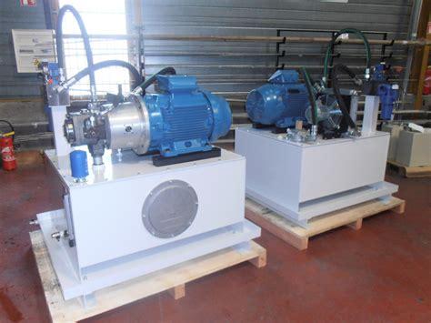 bureau d 騁udes hydraulique fabrication de syst 232 me hydraulique