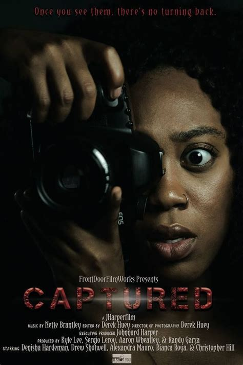 Film Horror Thriller 2017   once you see them there s no turning back captured is