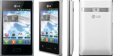 Lg Optimus L3 E400 Nos lg nos presenta su nueva l 237 nea de smartphones de la serie