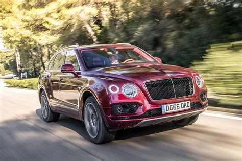 orange bentley bentayga bentley bentayga diesel 2017 review by car magazine