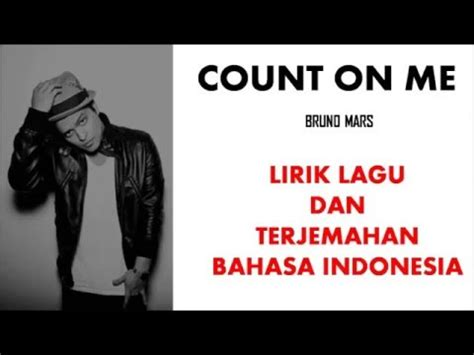 download lagu count on me full download count on me bruno mars lyrics