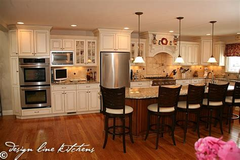 kitchen cabinets brick nj traditionl staggered height cabinets brick nj by design