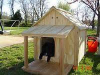 How to build a doghouse all about and for dogs