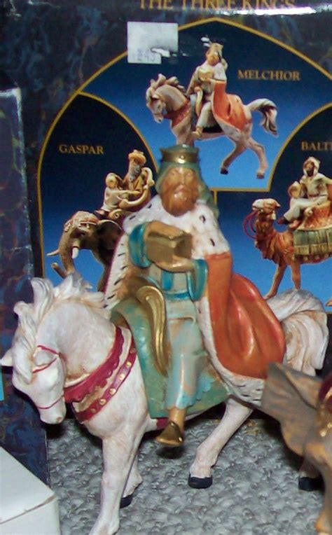 5 fontanini magi 17 best images about fontanini nativities on crafting nativity sets and pope