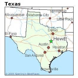 hewitt map best places to live in hewitt