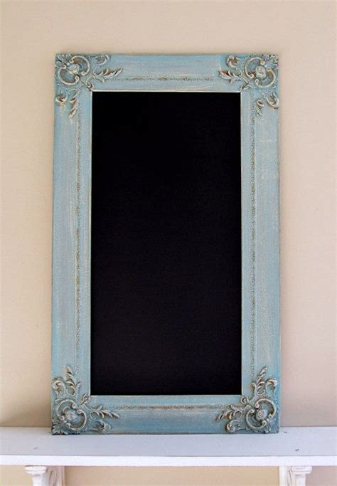 turquoise chalkboard blue chalk board kitchen chalkboard